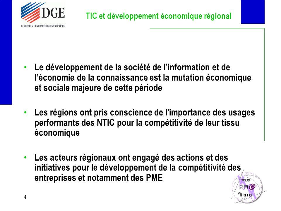 5 Pourquoi TIC&PME 2010 .