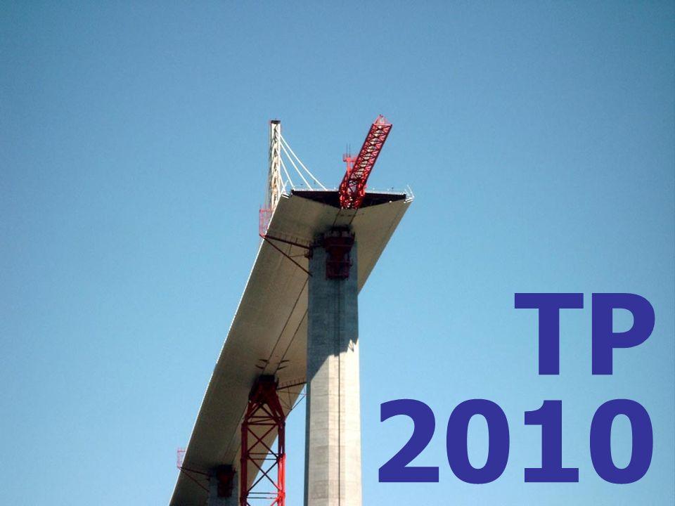 Projet TP 2010 TP 2010