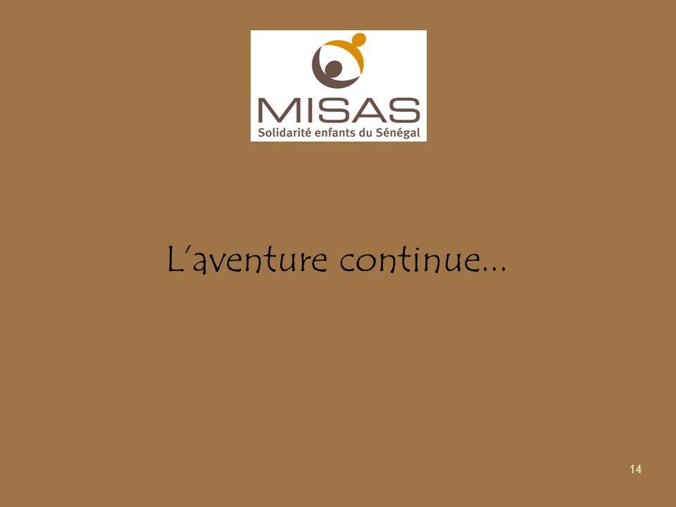 Laventure continue... 14
