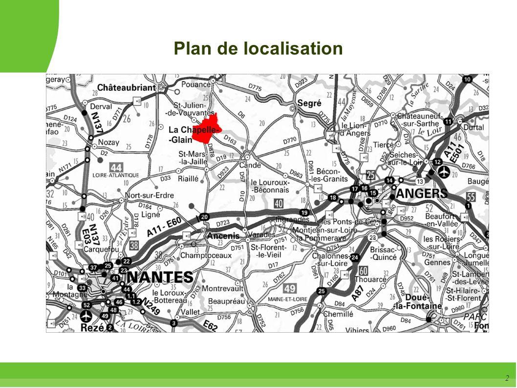 3 Le plan piéton de La Chapelle-Glain