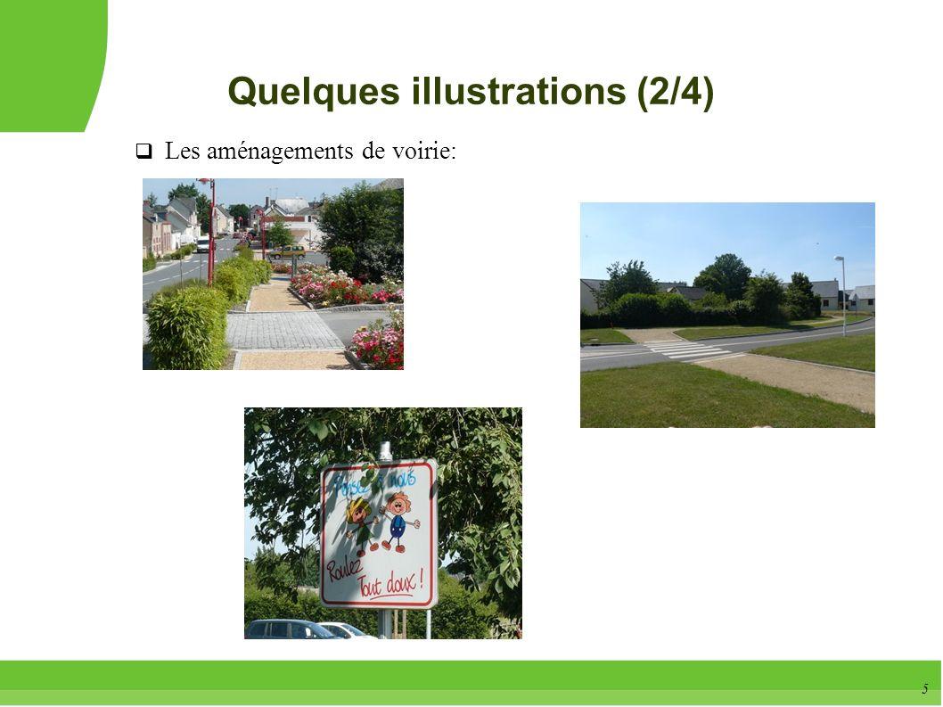 6 Quelques illustrations (3/4) Gestion des coupures urbaines: