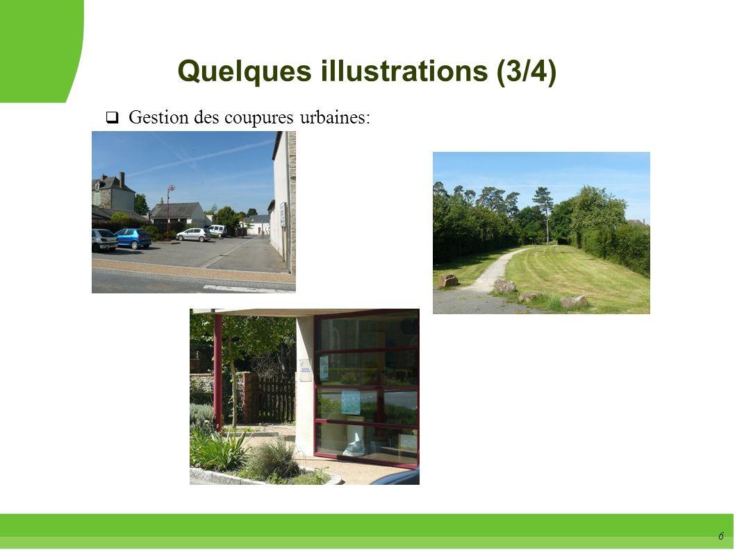 7 Quelques illustrations (4/4) Commerces et autres activités (signalisation):