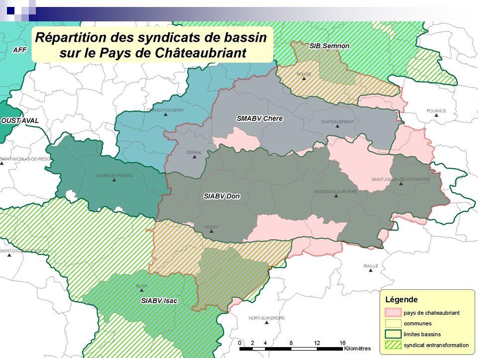 Conférence sur l'eau Les syndicats de bassins versants