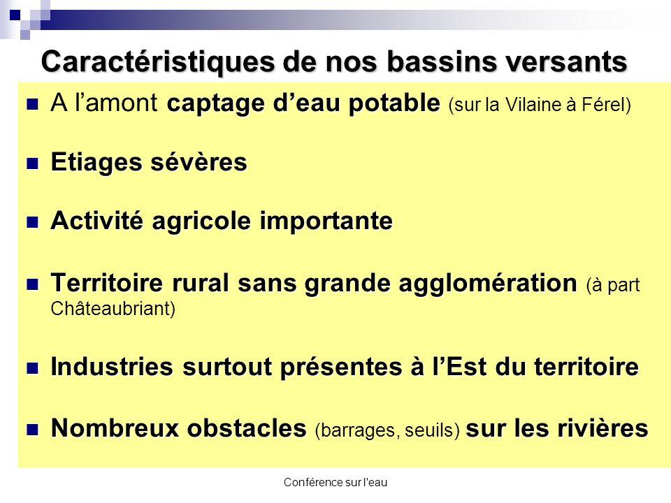 Le bassin versant du Don 705 km² 30 communes Le Don 90 km Source St Michel et Chanveaux (49) Confluence La Vilaine en amont de Redon Marais de Murin ( Massérac 19 communes adhérentes (en vert)