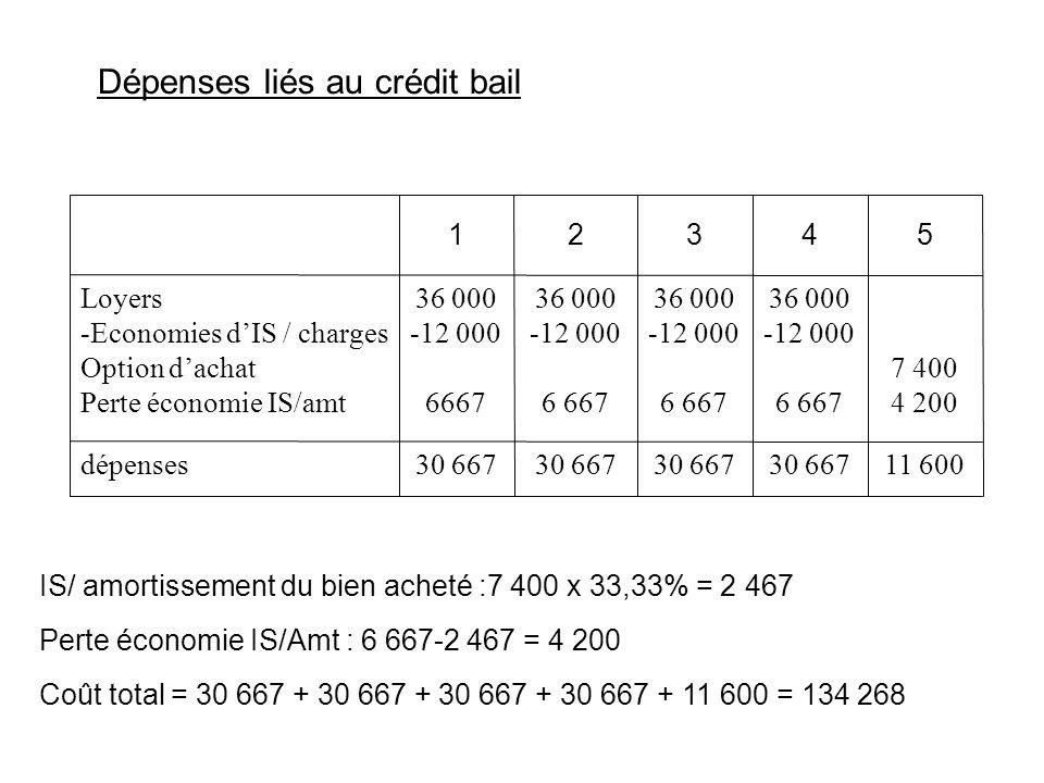 11 60030 667 dépenses 7 400 4 200 36 000 -12 000 6 667 36 000 -12 000 6 667 36 000 -12 000 6 667 36 000 -12 000 6667 Loyers -Economies dIS / charges O