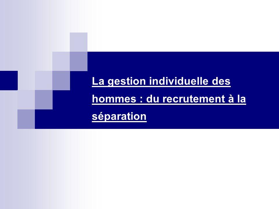 I.3.Sélection des candidats I.3.1.