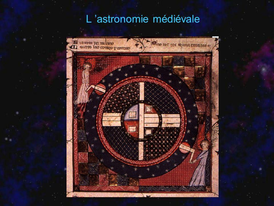 L astronomie médiévale