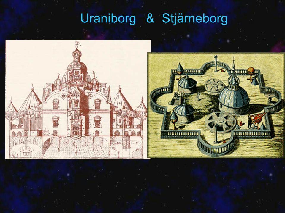Uraniborg & Stjärneborg