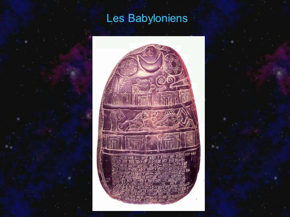 Les Babyloniens