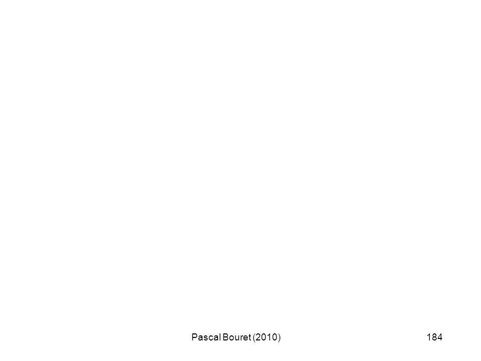 Pascal Bouret (2010)184 ni prohibés (de conformité de l'offre, préférence locale, pas de lien avec objet du marché)