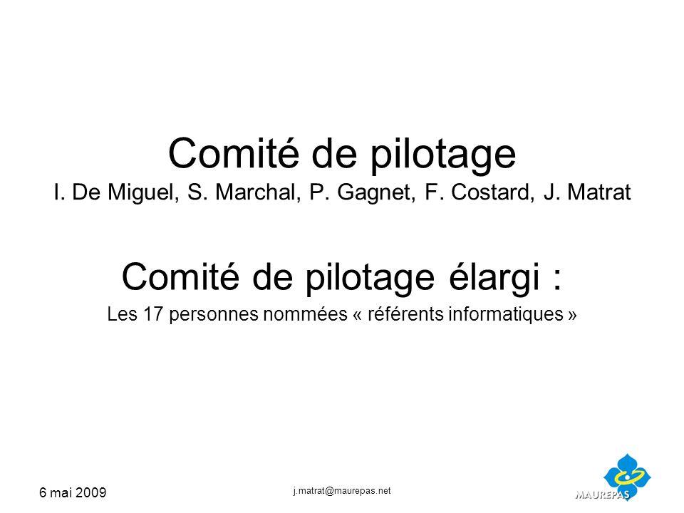 6 mai 2009 j.matrat@maurepas.net Lisibilité, interactivité et modernité du site (Issy les Moulineaux)