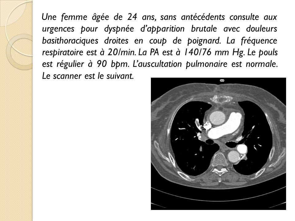 1) Quel est votre diagnostic?