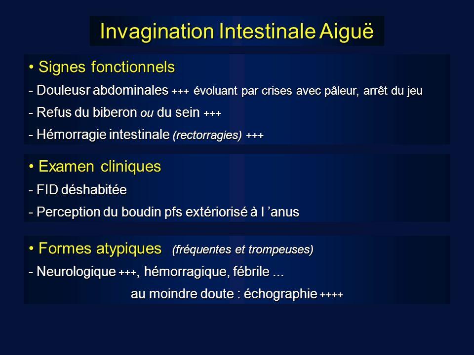 IIA: physiopathologie