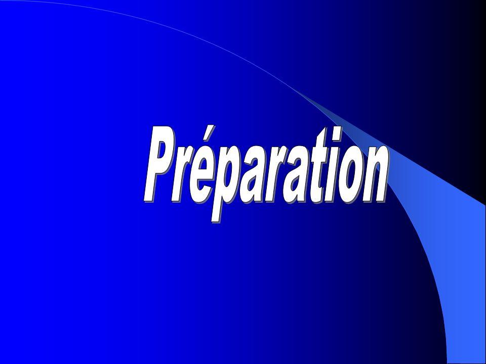 PREPARATION orientation des épaules puis des hanches trajet de la raquette horizontale ou convexe