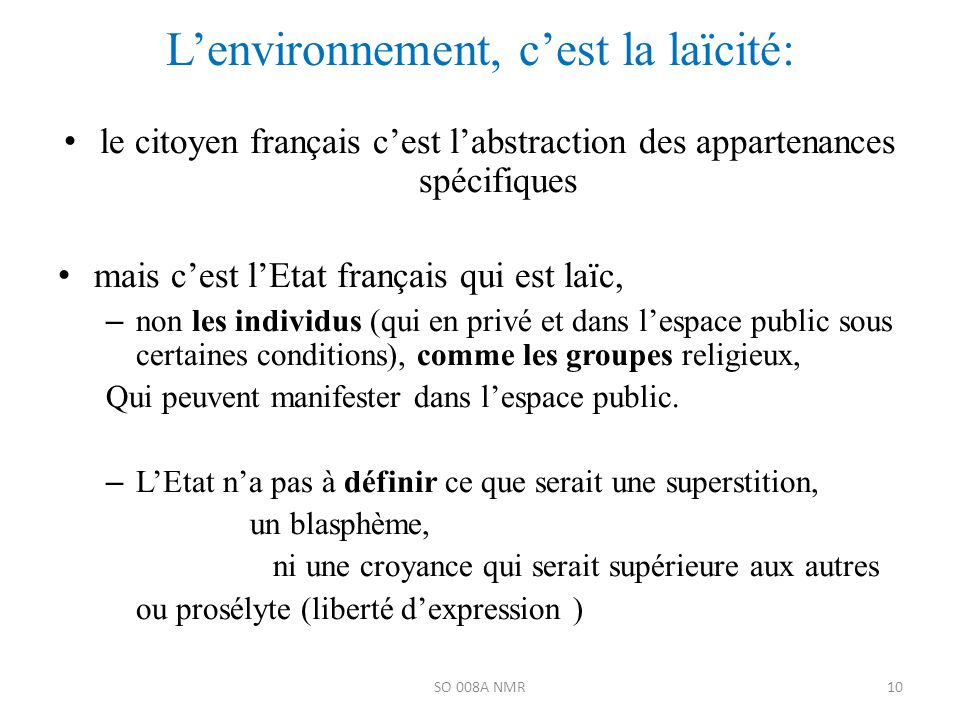 Max WEBER: 3 types de légitimité La loi, lautorité, la contestation dordre traditionnel (A.