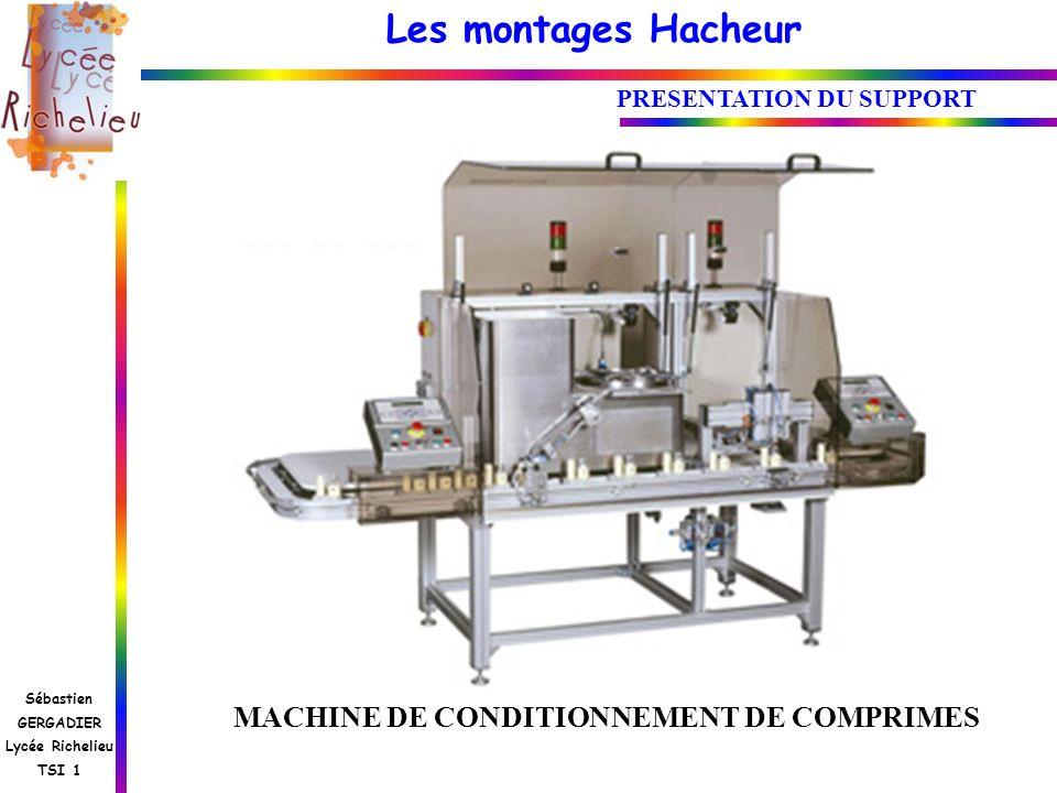 Les montages Hacheur Sébastien GERGADIER Lycée Richelieu TSI 1 Montage hacheur parallèle Phase 2 : Équation différentielle du premier ordre à coefficients constants.