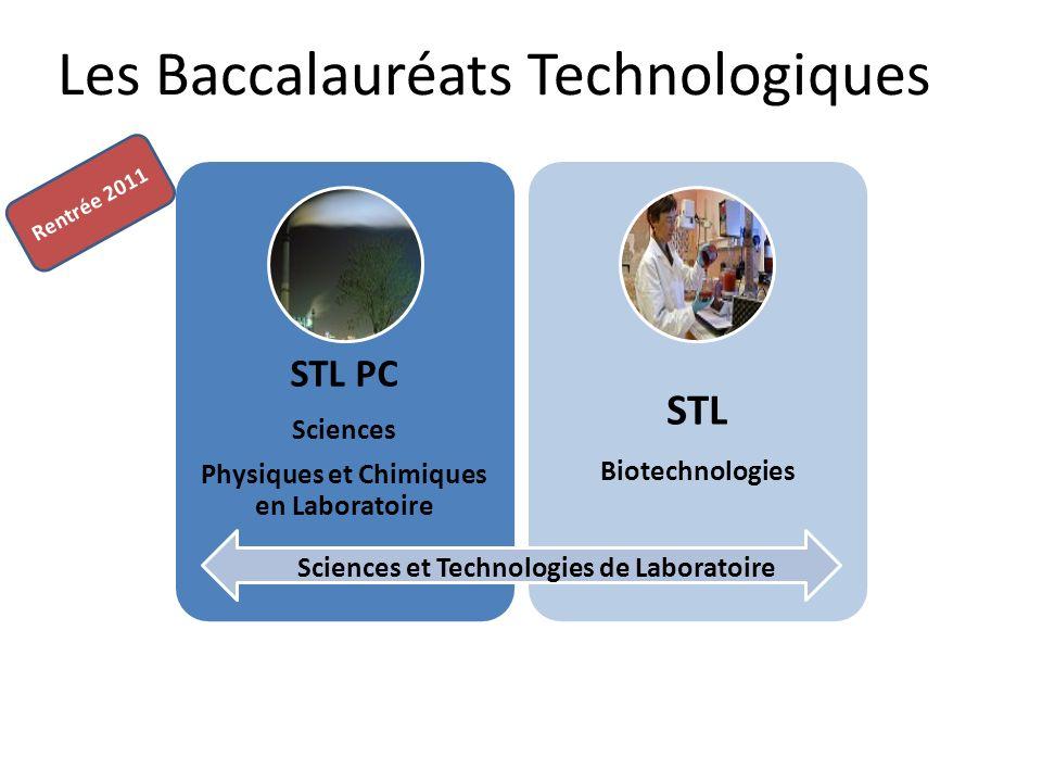 STL PC Sciences Physiques et Chimiques en Laboratoire STL Biotechnologies Les Baccalauréats Technologiques Sciences et Technologies de Laboratoire Ren