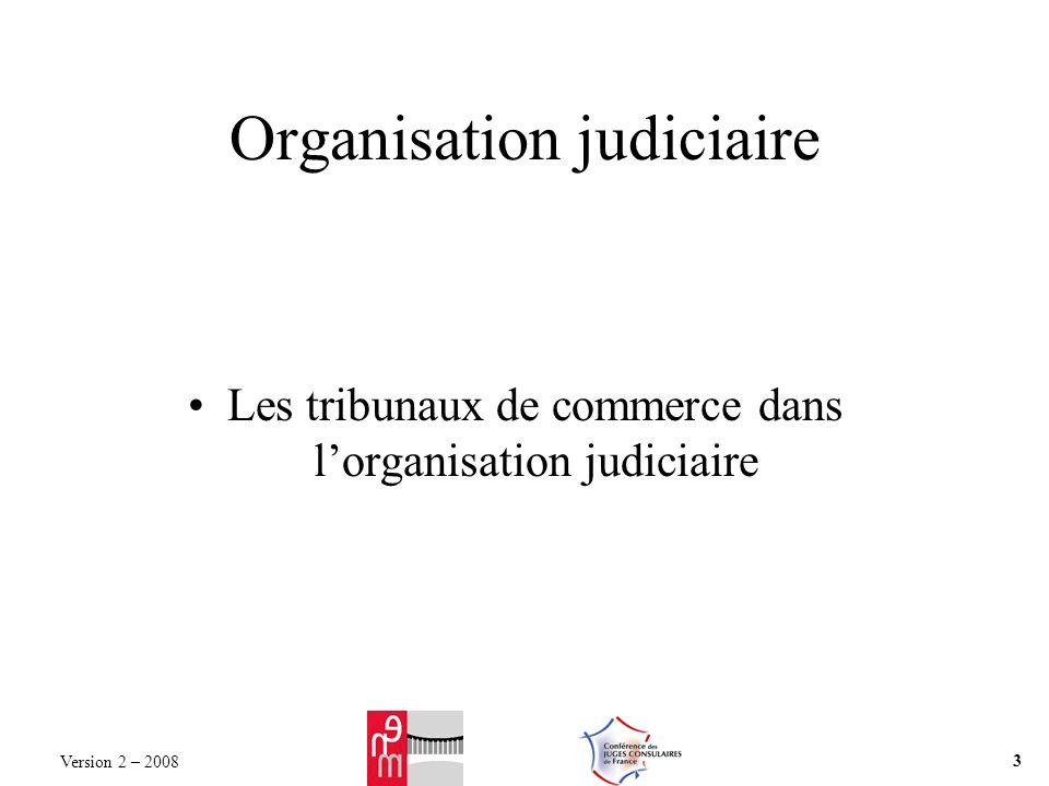 Responsabilité propre aux procédures collectives Incompatibilités spécifiques Les biens de lentreprise La situation particulière du juge-commissaire Version 2 – 2008 44