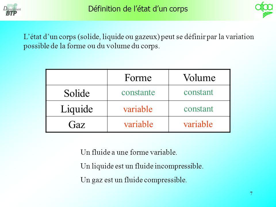 6 Poids 2/3 Le poids ( P d ) est le produit de la masse ( m ) et de lattraction terrestre ( g ). A Paris et par extension sur tout le territoire franç