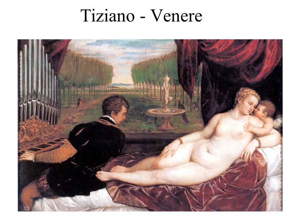 Tiziano - Venere
