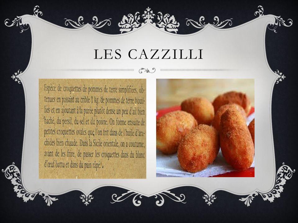 LES CAZZILLI
