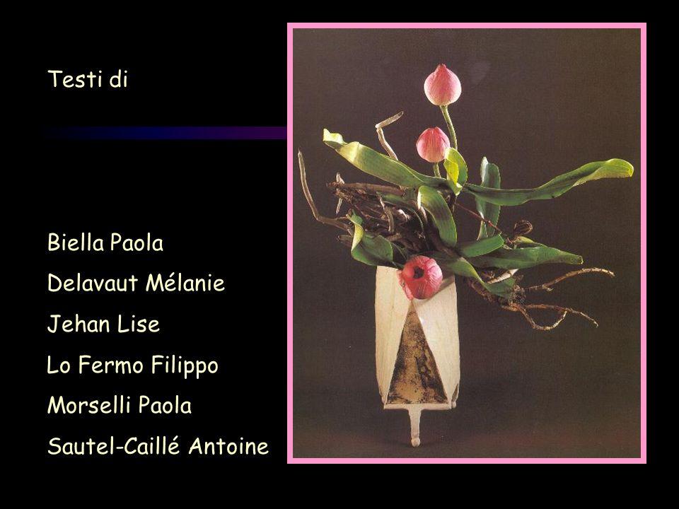 Testi di Biella Paola Delavaut Mélanie Jehan Lise Lo Fermo Filippo Morselli Paola Sautel-Caillé Antoine
