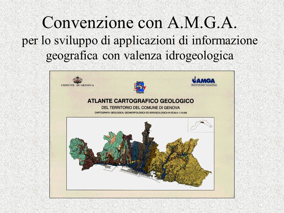 Convenzione con A.M.G.A.