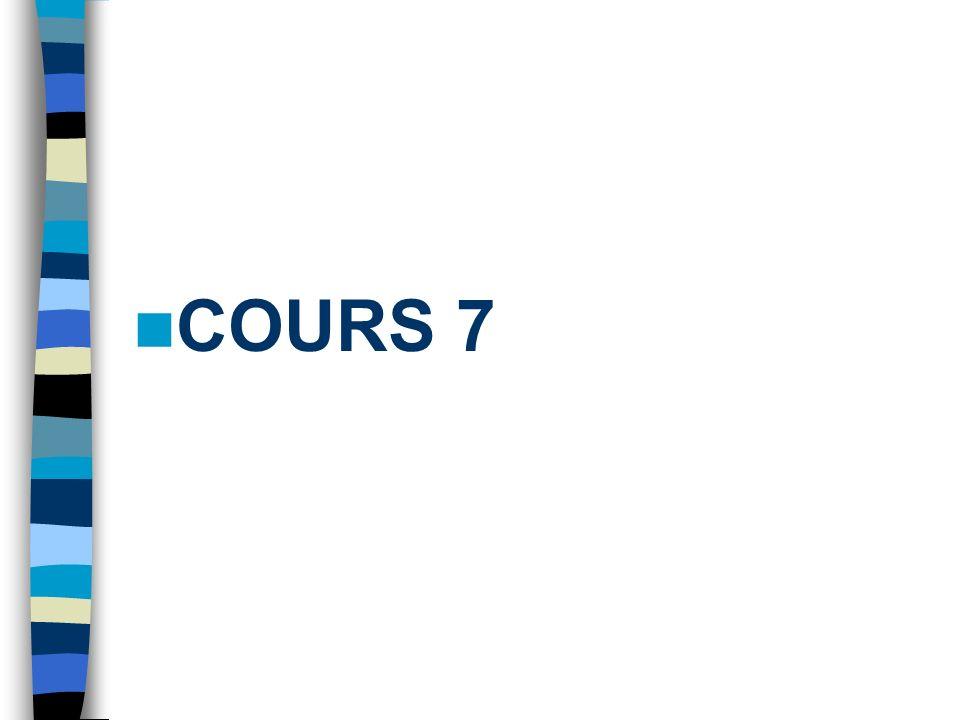 Droit européen – principes spécifiques 3.