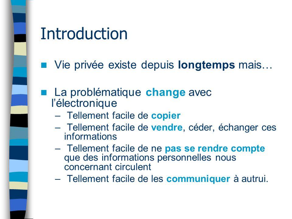 Loi provinciale - Québec Accès et rectification dun dossier S.R.