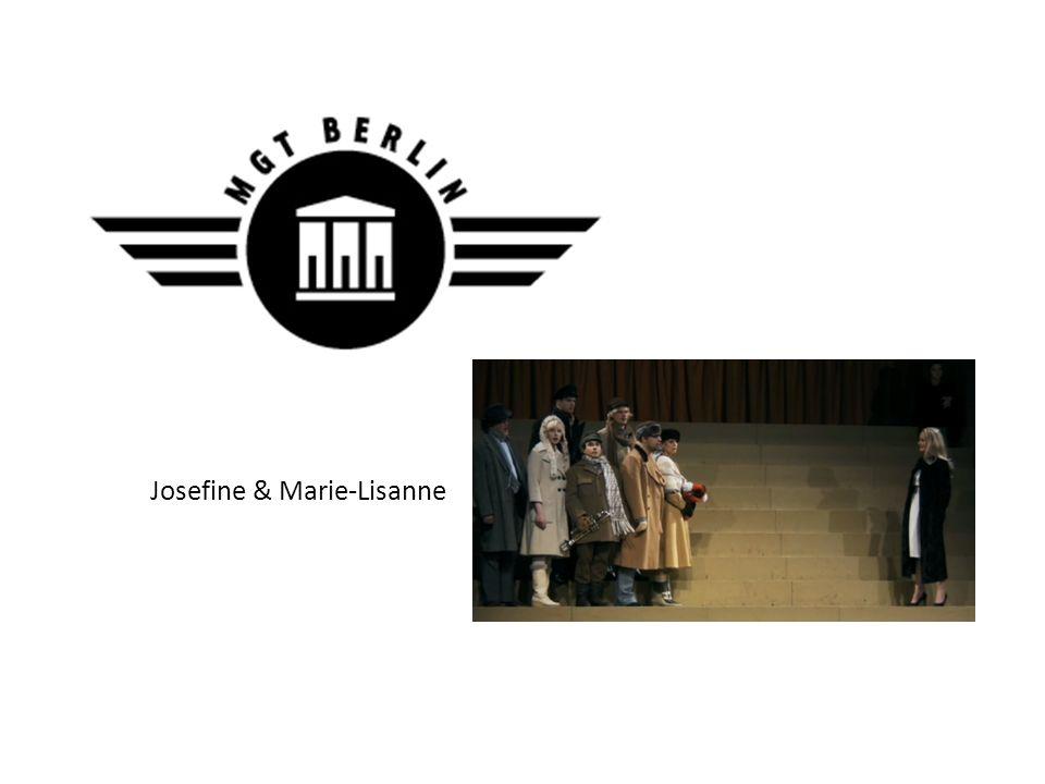 Josefine & Marie-Lisanne