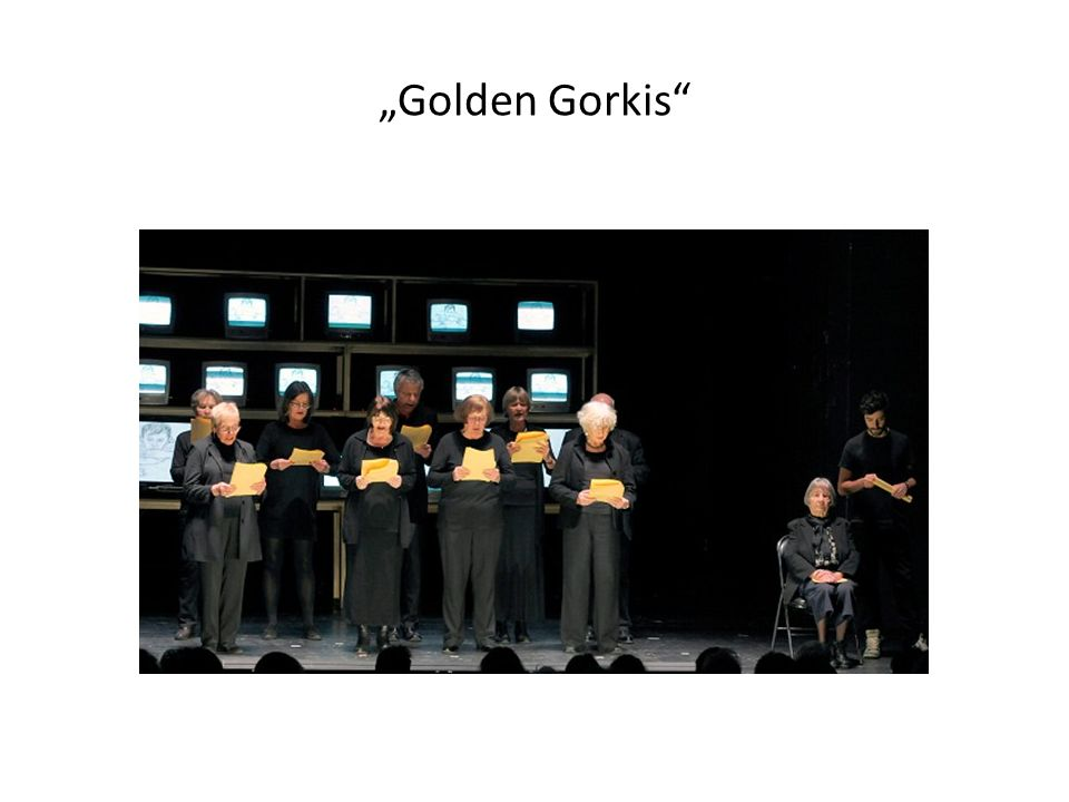 Golden Gorkis