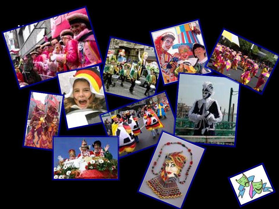 Der Kölner Karneval Der Kölner Karneval ist der offizielle Karneval im Deutschland, Es ist eine große Party.