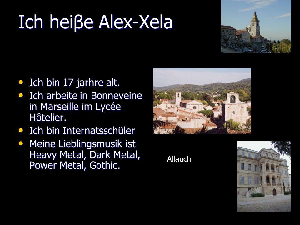 Alexandre XELA Salut!. Salut!.