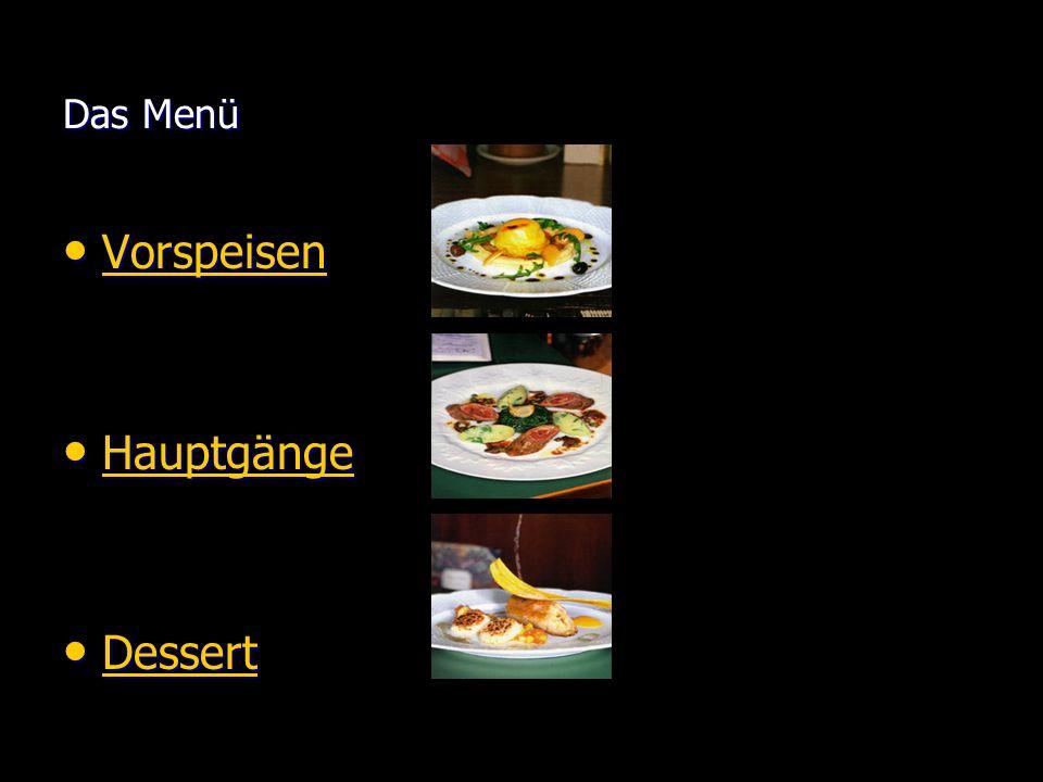 Küchenchef : Valéry Mathis Valéry Mathis, der bei Heaberlin, Troisgros und Chibois lernte, kocht heute sowohl elsässisch als auch eine mediterran – französische Hochküche zum Wohlfühlen und ohne Chichi.