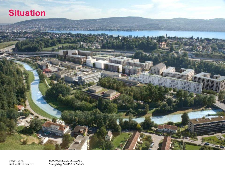2000-Watt-Areale: GreenCity Energietag, 06.092013, Seite 24 Stadt Zürich Amt für Hochbauten Bilan –Cité de lénergie est un partenaire connu et crédible des villes et communes –Le partage des expériences entre les villes & les communes devient possible –Le processus à long terme pour devenir une société à 2000 watts est promu –La mise en œuvre dans la phase opérationnelle est une chance importante et un défi.