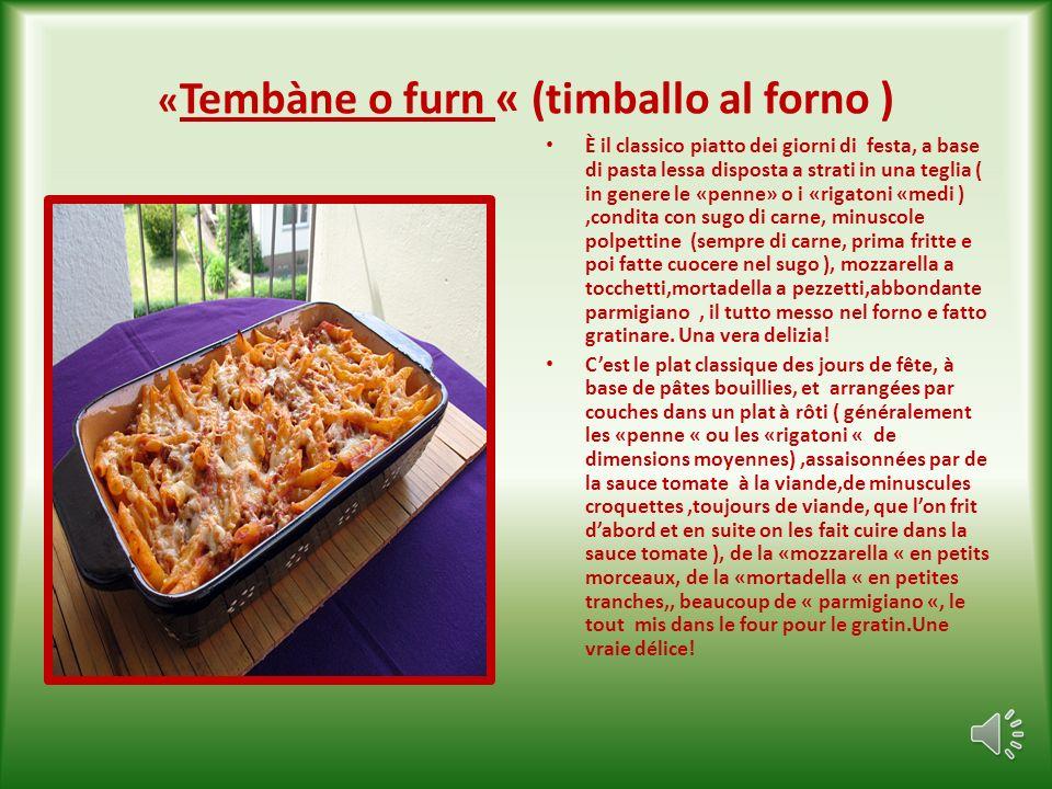 «Laianèdde « al sugo di anguille. Si tratta di un piatto tipico di Lesina ( nel Gargano, il promontorio a nord della Puglia dove ci sono i laghi di Le