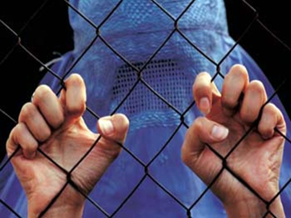 La prison de tissu..la prigione di tessuto...