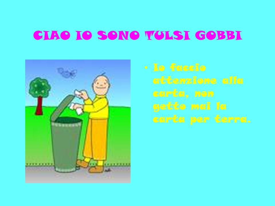 En plus… Je fais la récolte séléctive, je suis attentive aux ordures, et quand je dé jeune dans le parc je récueille mes ordures.