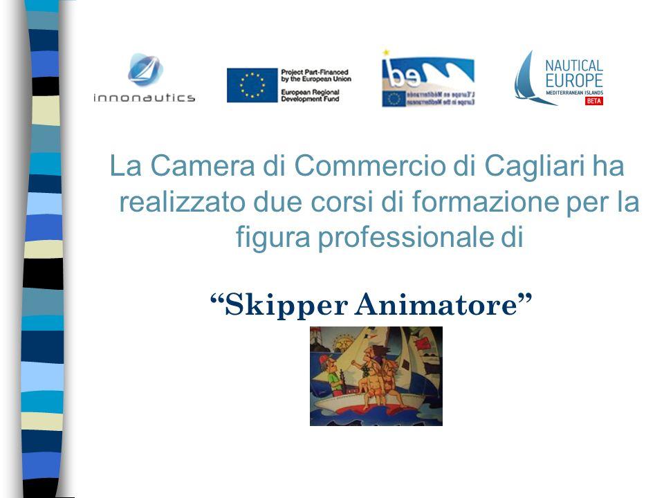 La Camera di Commercio di Cagliari ha realizzato due corsi di formazione per la figura professionale di Skipper Animatore