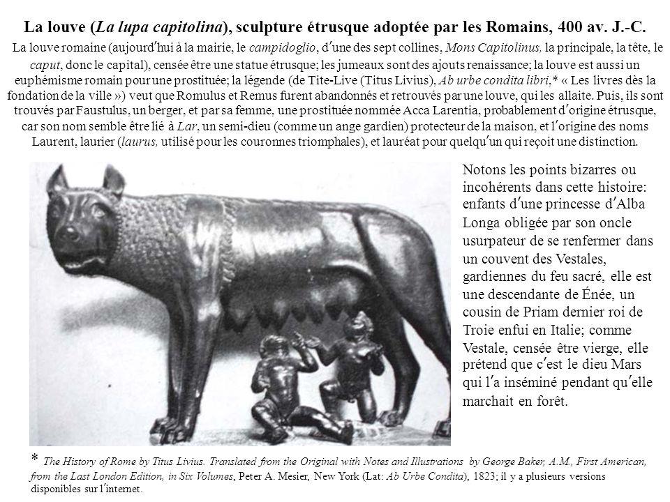 louve romaine prostituée