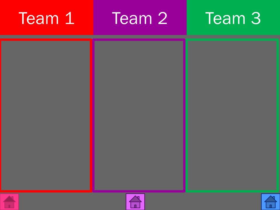 Team 1Team 2Team 3