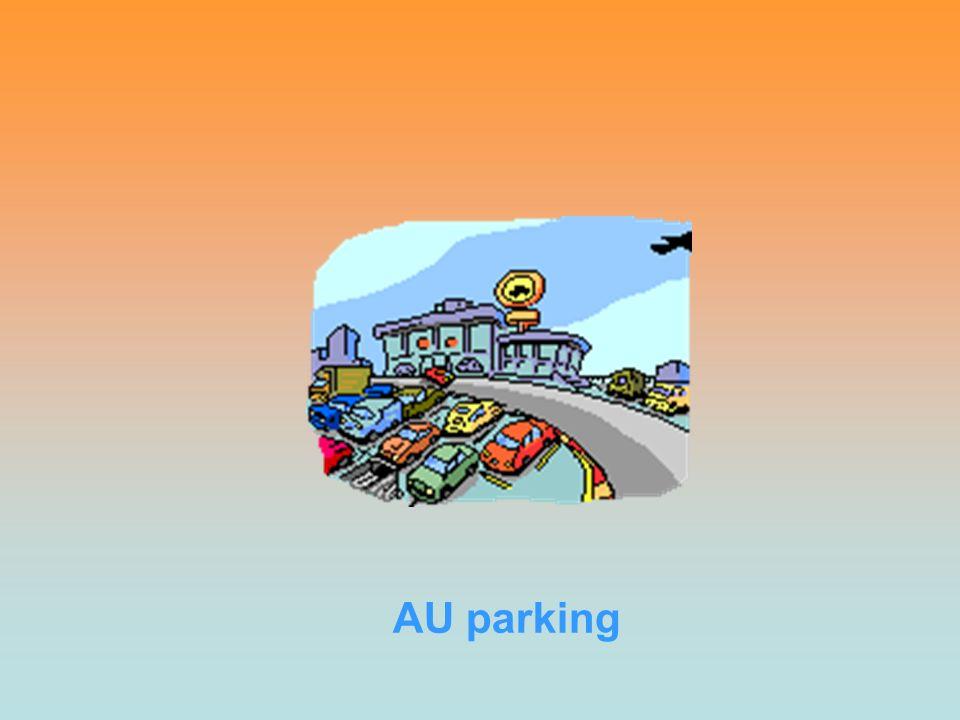 AU parking