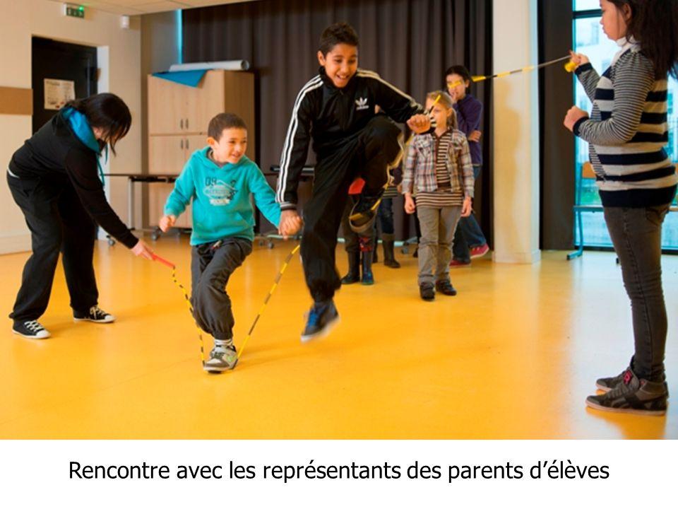 Ville de Nantes - titre de la présentation 1 Rencontres avec les représentants des parents d'élèves élus Rencontre avec les représentants des parents