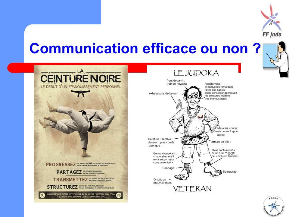 Communication efficace ou non ?