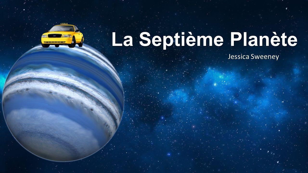 Jessica Sweeney La Septième Planète