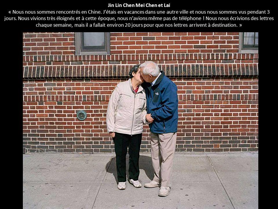 Jin Lin Chen Mei Chen et Lai « Nous nous sommes rencontrés en Chine.