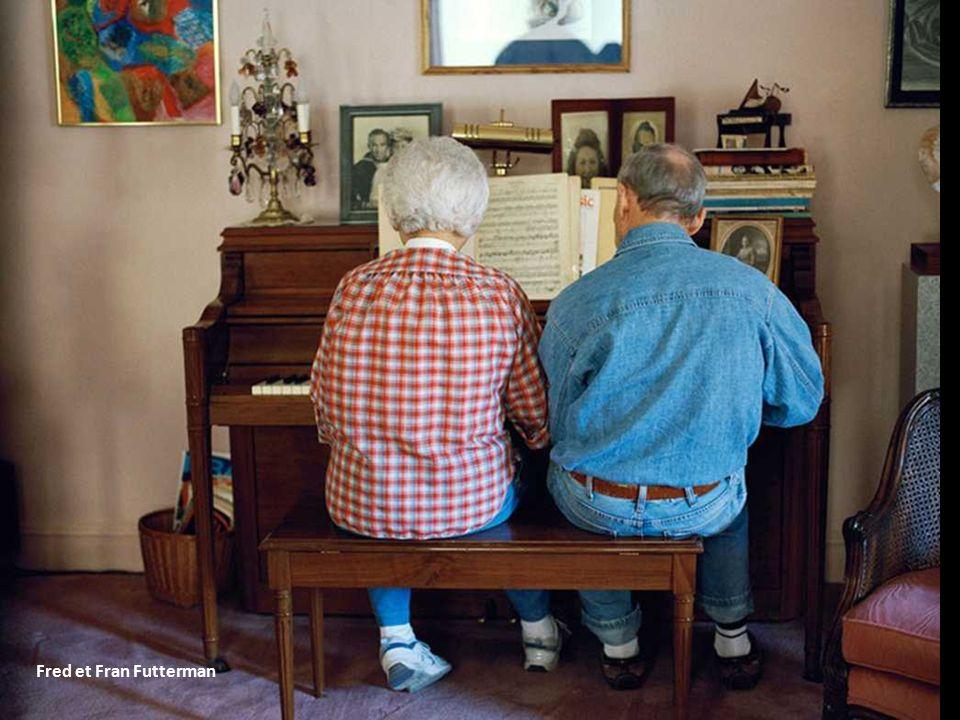 Fred et Fran Futterman