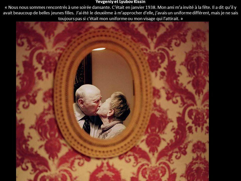 Ykov et Mariya Shapirshteyn « Quel est le secret de notre amour ? Un secret est un secret. »