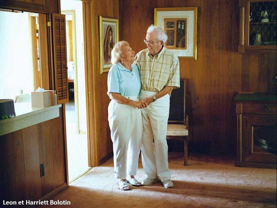 Gino et Angie Terranova « Vous ne pensez pas vraiment à la vieillesse.