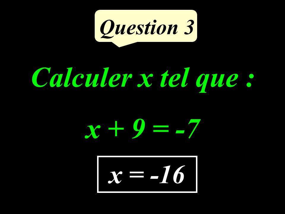 Calculer le volume de ce cube : 4 cm Question 2 64 cm 3